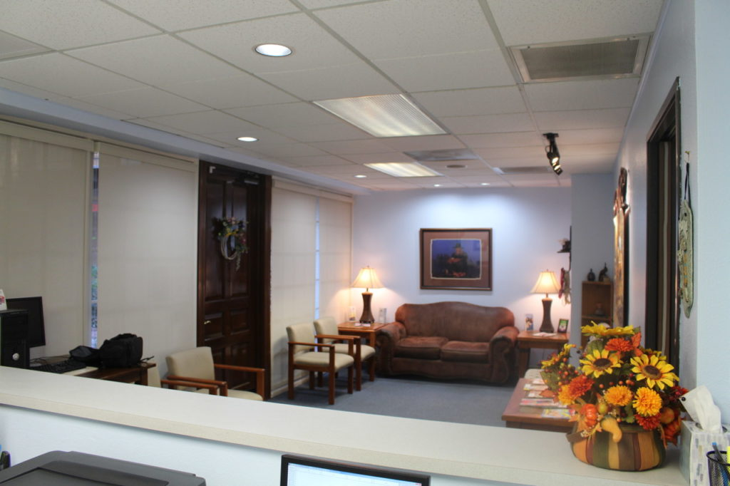 Dr. Holbrooks Office